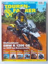 TourenFahrer, März 2013, Motorrad Reisen
