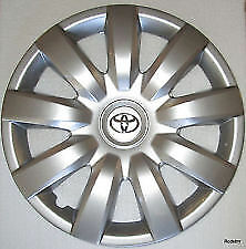 "Set of 4 61136 Toyota Camry 2000 - 2012 15"" Inch Hubcaps Wheelcovers NEW"