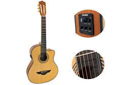 H. Jimenez El Maestro Nylon String Guitar Cutaway Design, LG3CE