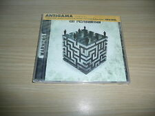 @ CD ANTIGAMA - WARNING / RELAPSE RECORDS 2009 SS NEW