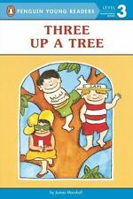 Three up a Tree: Level 2 (Easy-to-Read, Puffin)