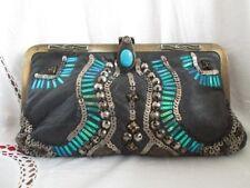 River Island Clasp Sequined Handbags