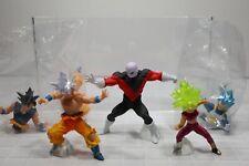 Dragon Ball Super HG Gashapon Capsule 06 Figure Full Set Jiren Kefla etc