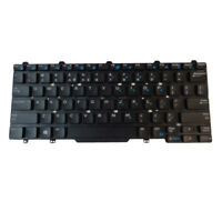 Dell Latitude E5450 E5470 E7450 E7470 Notebook Non-Backlit Keyboard - No Pointer