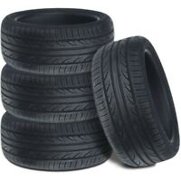 4 New Lexani LXUHP-207 215/55ZR18 95V All Season Ultra High Performance Tires