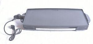 SEVERIN KG 2397 Tischgrill XXL-Grillfläche Elektrogill Grill 2.200W 71x37x6,2cm
