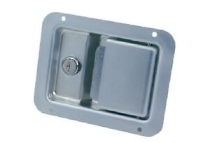 PADDLE LATCH - SS - MULTI POINT LOCKABLE