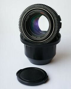 Carl Zeiss Planar HFT f/1.4 50mm Super Speed PL-MOUNT Lens ARRI Red One 35MM