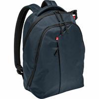 Manfrotto NX Backpack DSLR CSC Camera Bag in Blue #MB NX-BP-VBU (UK Stock) BNIP