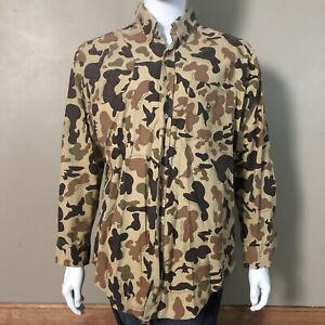 Vintage Maynard Reece 1978 Ducks Unlimited Bob Allen Sportswear USA Sz XL