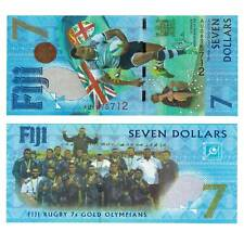 Fiji 7 Dollars 2016 Pick New Unc. / 4755625##