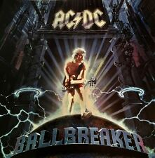 """AC/DC  (Angus Young) RARE BALLBREAKER PROMO POSTER 1995 (24"""" x 24"""")"""