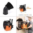 Best Garage Vacuums - stor-n-go 5 gal. 5.0-peak hp wet dry vac Review