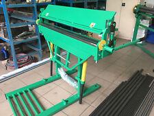 """Sheet Metal Folder Bender Bending Machine 1200mm (47.2"""")/ 2mm- price excl. VAT"""