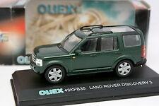 Cararama Oliex 1/43 - Land Rover Discovery 3 Vert