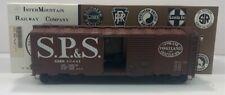 InterMountain OBSS3441 O Scale S.P.&S AAR Boxcar #13441 [2Rail] EX/Box
