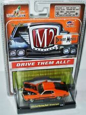 M2 MACHINES Detroit Muscle 1970 Ford Mustang Mach 1 Twister SPECIAL 1:64 (10-19)