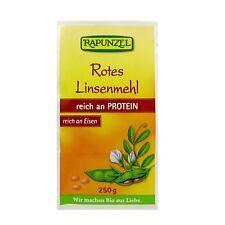 (1,40/100g) Rapunzel Rotes Linsenmehl bio 250 g