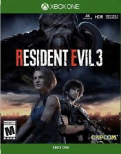 Resident Evil 3 -- Standard Edition (Microsoft Xbox One, 2020)