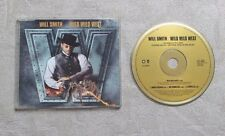 "CD AUDIO MUSIQUE / WILL SMITH ""WILD WILD WEST"" 4T CD MAXI-SINGLE PROMO POP RAP"
