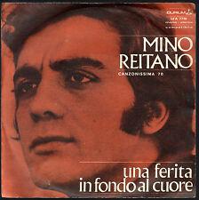 UNA FERITA IN FONDO AL CUORE - LA PURA VERITA' # MINO REITANO
