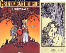 MAKYO GRIMION GANT DE CUIR INTEGRALE EDITION ORIGINALE+EX-LIBRIS 125 ex. n°/s