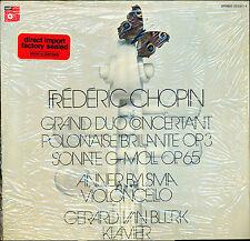 Chopin Werke Für Violoncello Und Klavier Bylsma BASF – 25 21577-6 SEALED