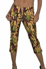 Unbranded Camouflage Regular Size Trousers for Women