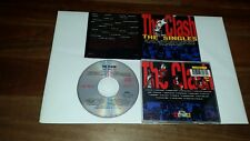 The Clash Singles CD Greatest Hits
