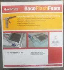 Gaco Flash Foam Polyurethane Foam Kit New In Box *Mar 2017 Dating*