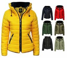 Unbranded Zip Quilted Coats & Jackets for Women