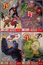 """FF #1 """"MARVEL NOW!"""" MATT FRACTION & MIKE ALLRED!"""
