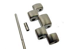 HALBES GLIED OMEGA SEAMASTER ARMBAND BRACELET LINK 18 MM 1502+1501/823 + MONTAGE