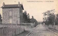 CPA 95 FRANCONVILLE L'AVENUE HAMELIN