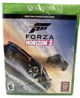 Forza Horizon 3 XBox One Console Exclusive Factory Sealed