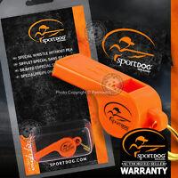 """SportDOG SAC00-11750 Original ROY GONIA """"Special"""" Orange Whistle Without Pea"""