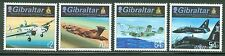 GIBRALTAR 2014 ROYAL AIRFORCE SQUADRON III  SET MINT NH