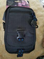 New Samsonite Journey Small black Camera Pouch Model 803BK nwt