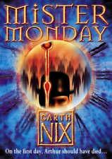 Mister Monday (The Keys to the Kingdom, Book 1), Nix, Garth, New Book