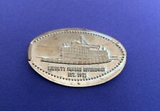Disney Pressed Penny The Liberty Square Riverboat EST. 1971