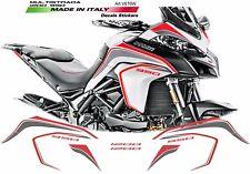 Kit adesivi per Ducati multistrada 950 - 1200 DVT Bianco