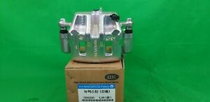 NEW RE-MANUFACTURED GENUINE SSANGYONG REXTON SUV FRONT BRAKE CALIPER ASSY - LH