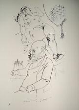 George Grosz Akt Erotik Nude Breast Strumpf Bierkrug Bordell Prostituierte Schuh