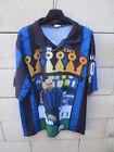 Maillot INTER MILAN vintage RONALDO n°10 maglia calcio jersey shirt XL