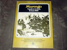 SPI (1975) - Marengo - Napoleon in Italy - Napoleon at War - 14 June 1800 (PUN)