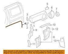 Hummer GM OEM 06-10 H3 Fender-Flare Seal Strip 15814597