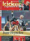 kicker Legenden & Idole Jupp Heynckes Biografie / ungelesen