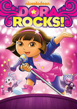 Dora the Explorer: Dora Rocks DVD