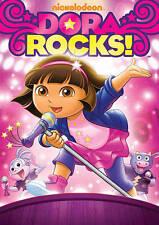 Dora the Explorer: Dora Rocks DVD