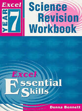 Year 7 Science Revision Workbook: Year 7 by Donna Bennett (Book, 2000)